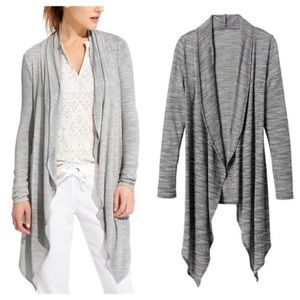 Athleta Coronado Wrap Cardigan Sweater Small
